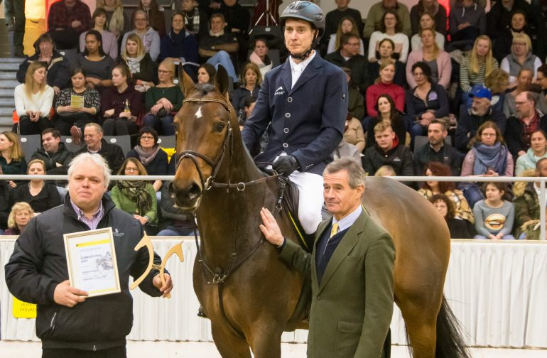 Weltmeyer and Stakkato Prizes Awarded