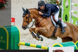 Free Jumping Championships in Verden